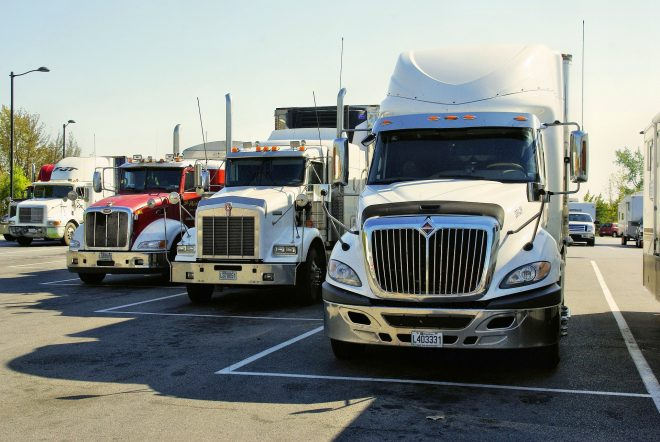 Keeping Up With The Trucking Industry Trends